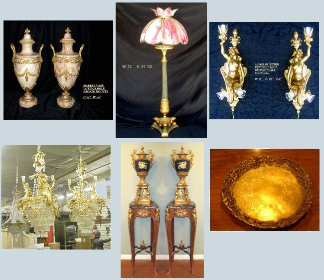 Decorative antiques