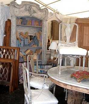 French Influence Antiques