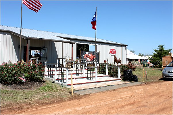 Texas Hill Country Antique Shows