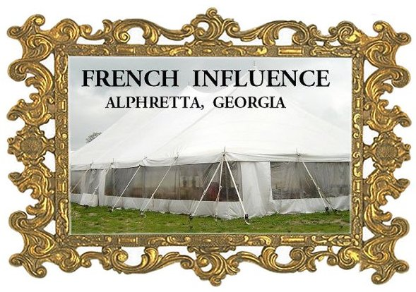 French Influence, Alphretta, Georgia