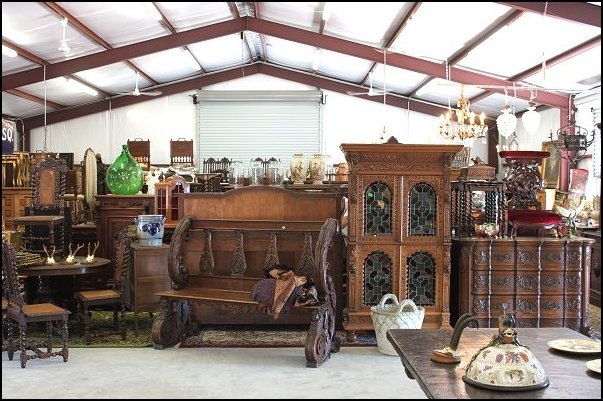 European Antiques, Furniture, Accessories