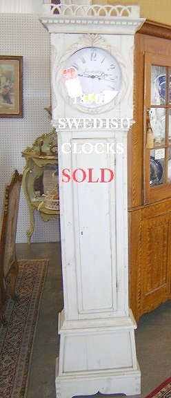 Swedish Clocks