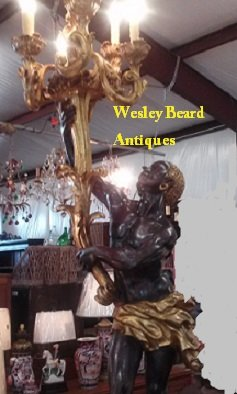 Wesley Beard Antiques, Round Top