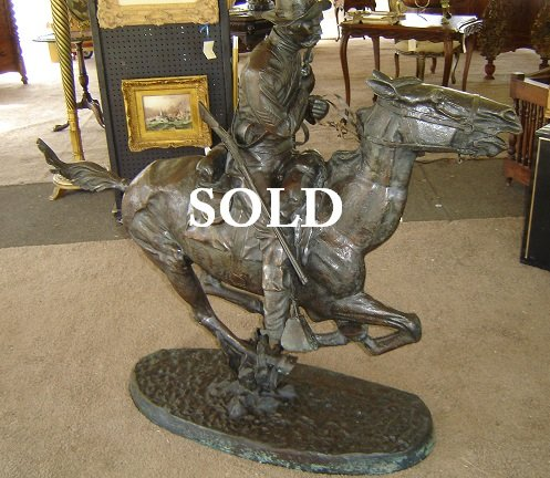 Willow Antiques Bronzes