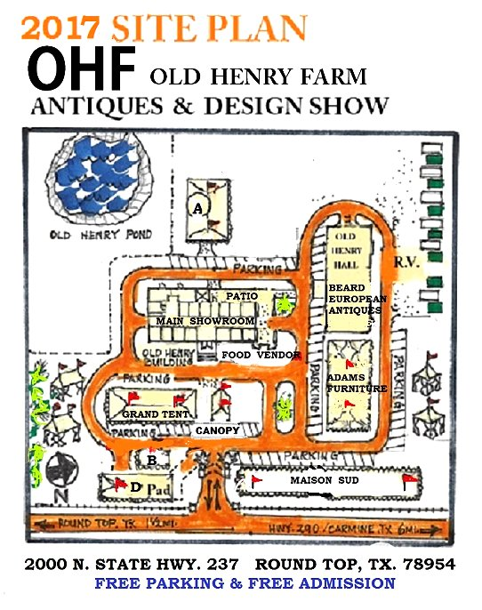 Old Henry Farm Antique Show