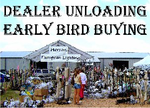 Early Bird Sales at Old Henry Farm